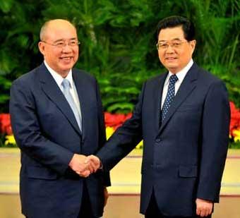 Pekín y Taipei acercan posiciones