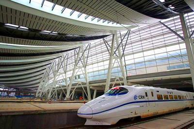 China construirá el tren más rápido del mundo