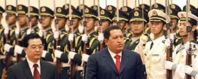 Relaciones China - Venezuela